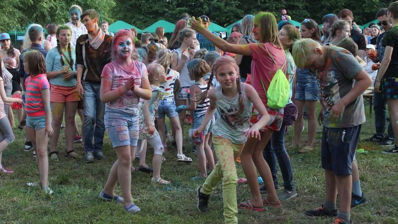 gallery!r8q - День молодежи отпраздновали в Коломенском районе-Общество-РИАМО