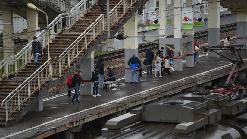 Мужчина умер под поездом наЯрославском вокзале столицы