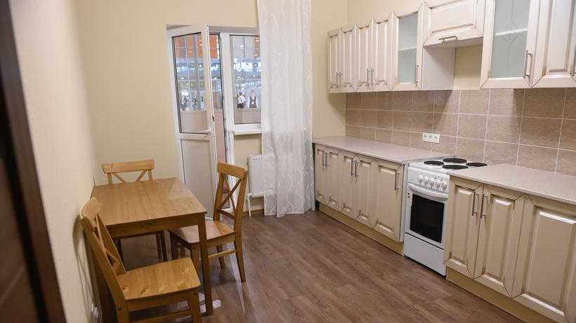 Предприятие «Кухонный двор» Люберец выпускает порядка 1,2 тыс кухонь в месяц