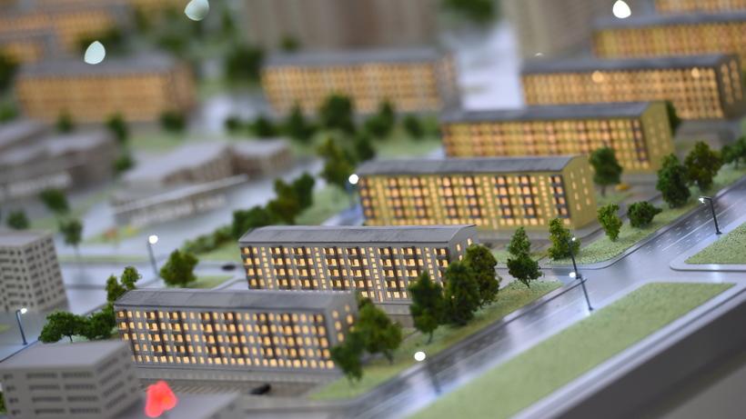 Большинство стартовых площадок реновации обеспечит переселение граждан втомже квартале— Собянин