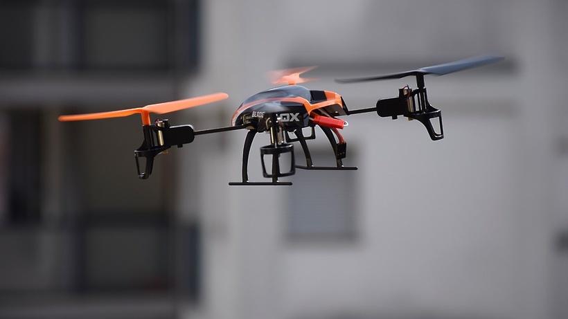 Для выявления самостроев в Подмосковье используют дроны
