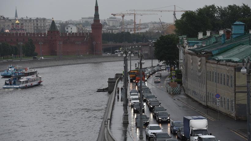 Центральные улицы в столице России перекроют всвязи сподготовкой кНовому Году