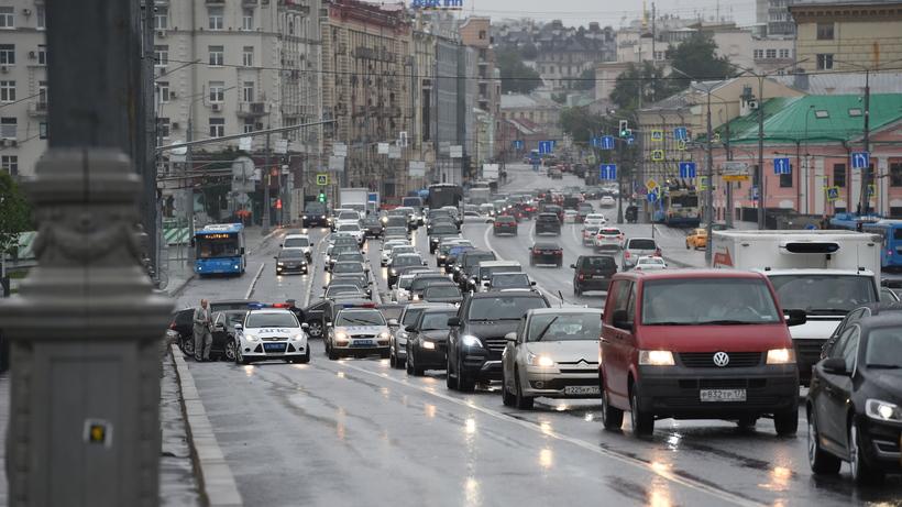 В российской столице закончились номерные знаки синдексом региона «777»