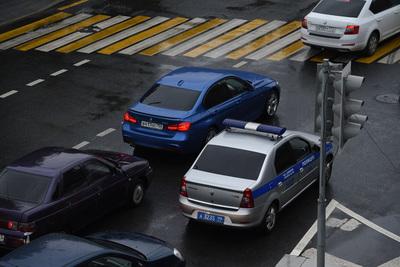 Движение восстановили на Садовом кольце в Москве после падения кровли на дорогу