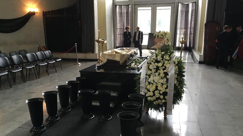 В российской столице  прошли похороны эстрадной певицы  Тамары Миансаровой