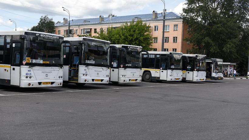 Порядка 2,5 млн пассажиров пользуются социальным транспортом вПодмосковье ежедневно— Воробьев