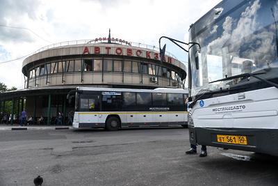 Комнаты матери и ребенка отремонтируют на автовокзалах Подмосковья в 2018 году