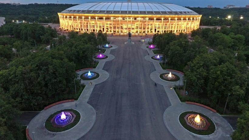 Центр художественной гимнастики будет создан по неповторимому проекту— Собянин