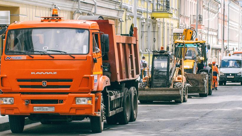 Улица Сретенка будет закрыта для движения транспорта с29 по31июля