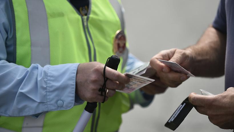 ВНовогодние праздники работники ГИБДД Кунгура задержали 24 нетрезвых водителя