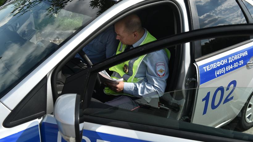 Сотрудники ГИБДД Королева до 3 октября будут проверять соблюдение ПДД пешеходами