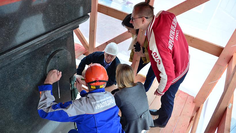 Конкурс «Московская реставрация» в2015г. собрал рекордное число участников