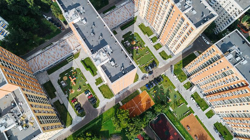 Участников программы реновации жилфонда в Москве планируют освободить от налогов и сборов 35