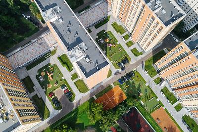 Средняя площадь жилья на 1 человека на западе Москвы может вырасти на 40% из‑за реновации