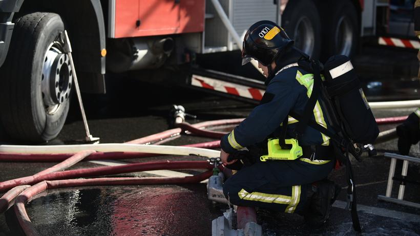 Пожар в ресторане «Дюшес» в Люберцах локализовали