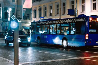 Новый ночной автобусный маршрут от «Китай‑города» до «Внукова» запустят в субботу