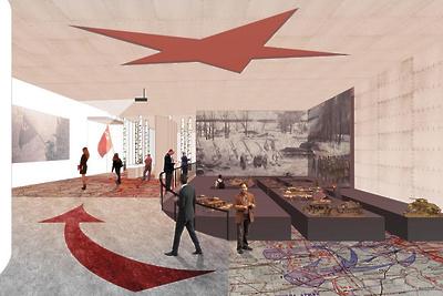 Строительство музея Зои Космодемьянской в Рузском округе завершат до конца года