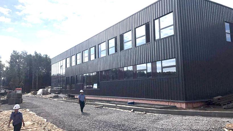 Главгосстройнадзор приступил к проверке строительства завода в Дубне