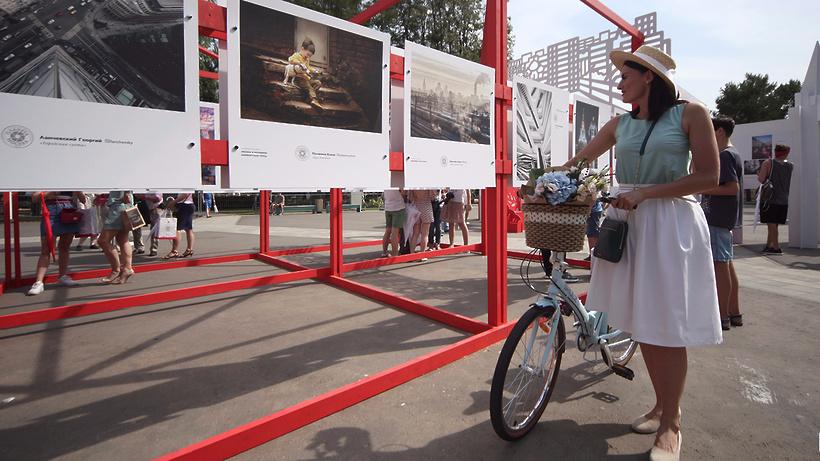 НаВДНХ откроется фотовыставка наилучших работ конкурса «Планета Москва»