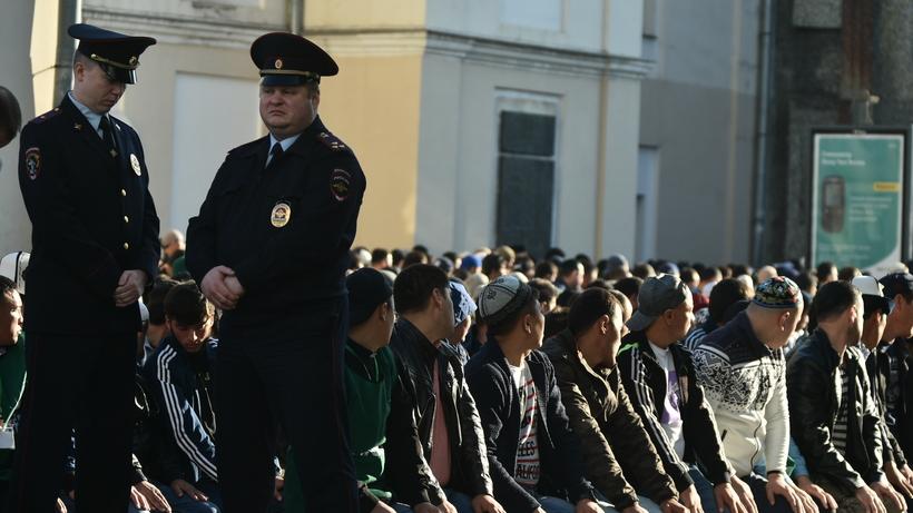 Около 200 полицейских будут обеспечивать порядок на Курбан‑байрам в Подмосковье
