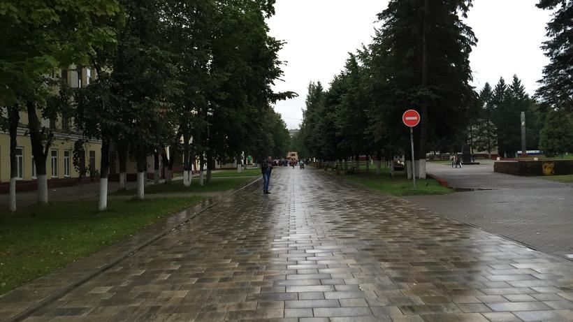 Псковские власти реже коллег учитывают мнения жителей при благоустройстве дворов