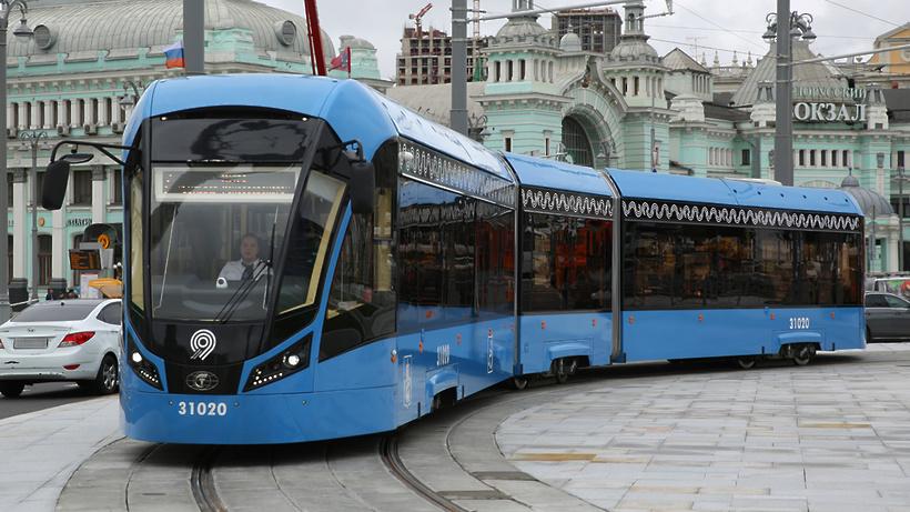 В столице России  отмечается рост популярности городского транспорта