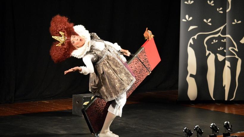Международный фестиваль спектаклей для детей «Гаврош» открывается встолице