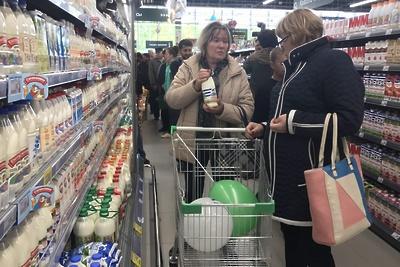 Новый супермаркет откроется в марте на Новорязанском шоссе в Люберцах. В  марте текущего года ... 030df733aa6