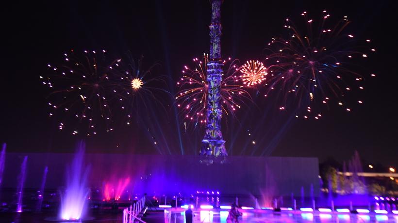 Трансляция закрытия фестиваля «Круг света»