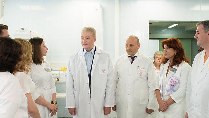 Когда откроют 5 роддом в москве в 2018
