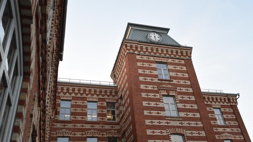 Офисный центр построят на месте корпуса бывшей фабрики «Большевик» в Москве