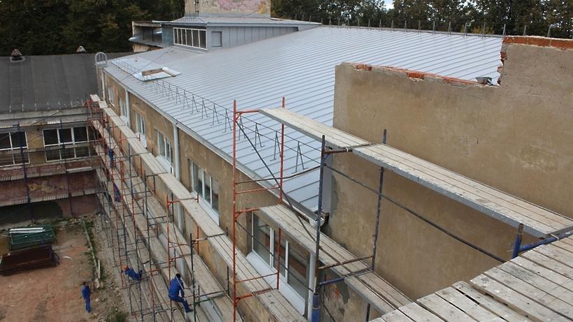 Дворец культуры в Коломне откроется после ремонта в конце года