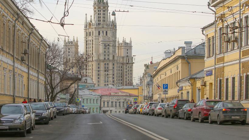 «Гринпис» предлагает ограничить въезд в центр Москвы для машин ниже класса «Евро‑4»