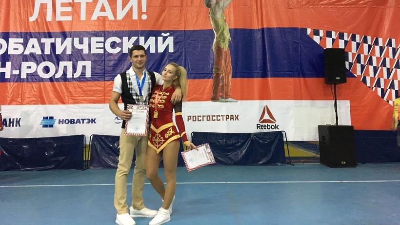 ВКраснодаре пройдет чемпионат поакробатическому рок-н-роллу
