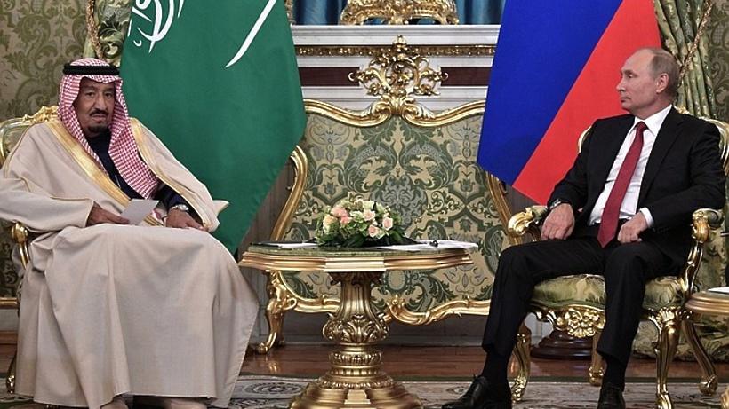 Путин обсудил скоролем Саудовской Аравии конфликт вЙемене