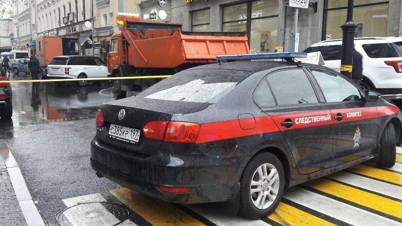 СКвозбудил уголовное дело после стрельбы вцентре столицы