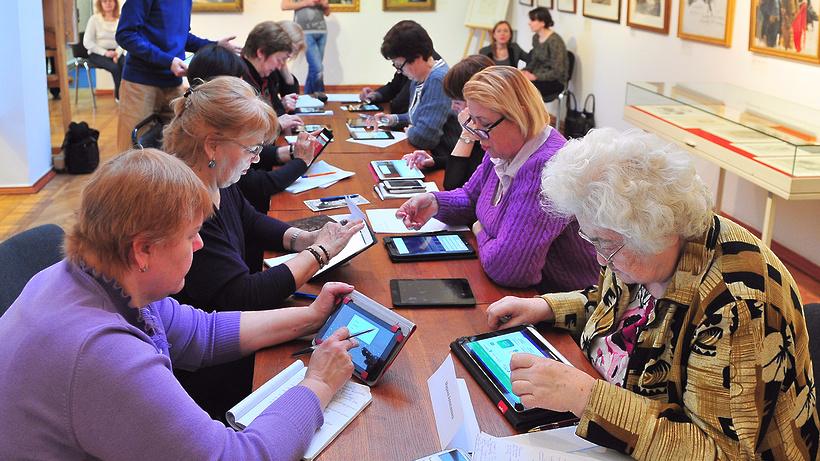 Институт для пенсионеров откроется в российской столице 1ноября