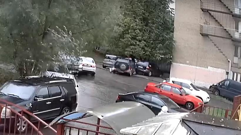 Пенсионер изКрасногорска устроил 4 трагедии за20 секунд