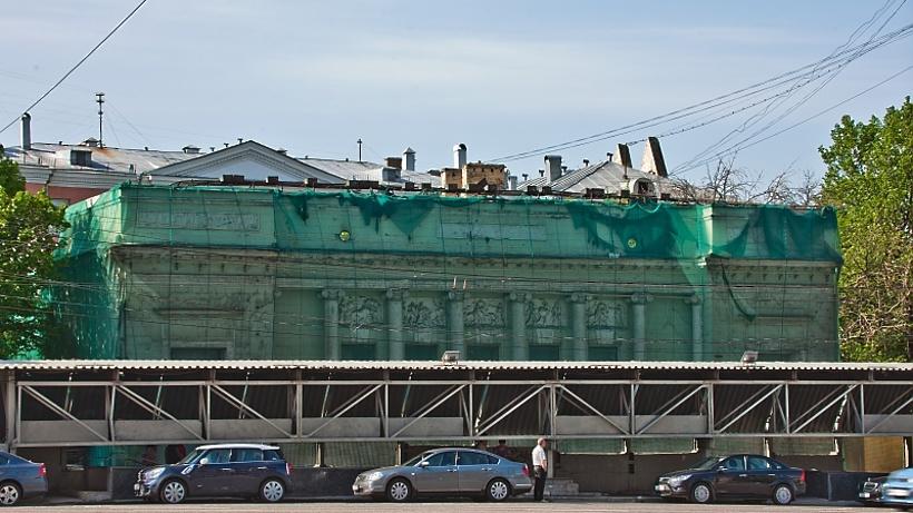 Москва грозится забрать исторический кинотеатр уего владельца