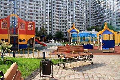 16 дворов благоустроили в Красногорске
