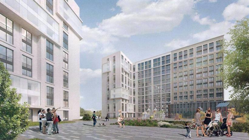 Впромзоне «Осташковское шоссе» появится жилой комплекс