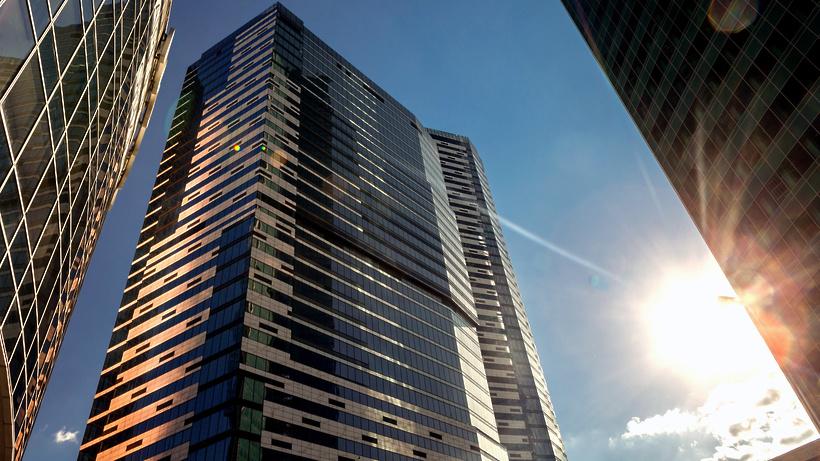 «Галс-девелопмент» увеличил выручку отпродаж иаренды недвижимости наполовину