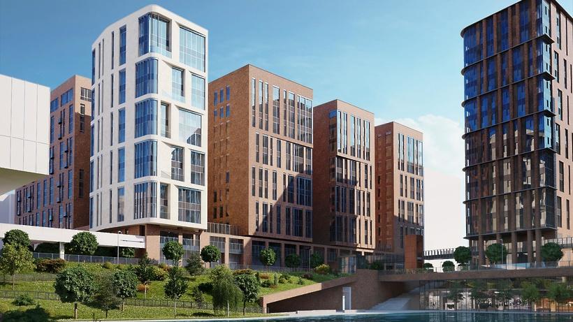 Жилой комплекс итехнопарк планируется построить впромзоне «Осташковское шоссе»