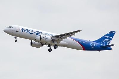 Самолет МС‑21–300 совершил первый перелет из Иркутска в Жуковский