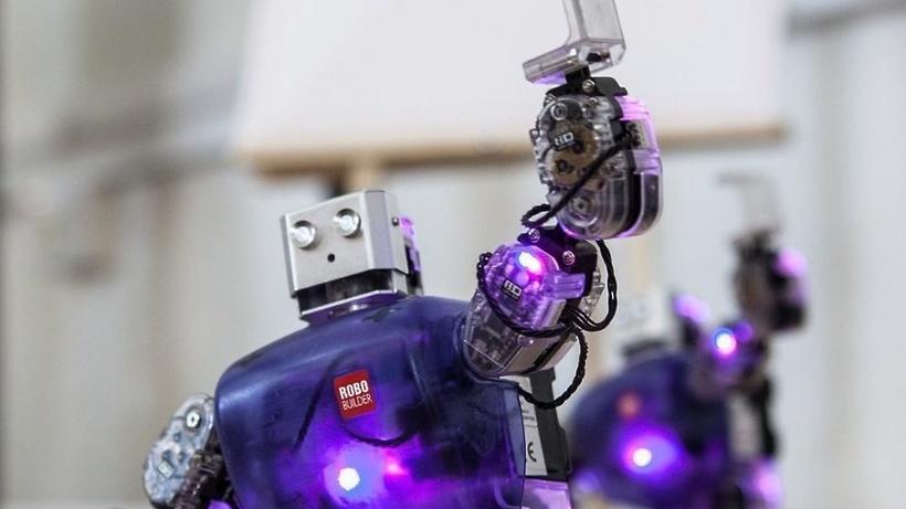 1-ый вмире рэп-баттл роботов пройдет в российской столице