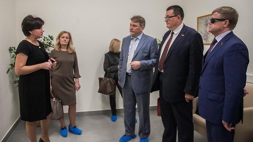 Профильный комитет Мособлдумы обсудил в Коломне вопросы здравоохранения