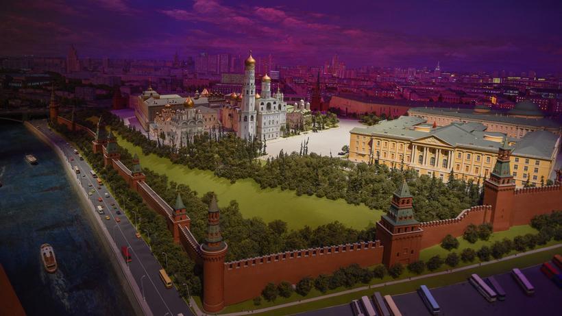Павильон «Макет Москвы» наВДНХ закроют для модернизации выставочного пространства