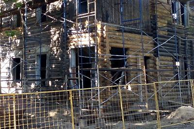 Инвестор вложил около 30 млн руб в реставрацию усадьбы в Балашихе