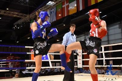 Более 130 спортсменов приняли участие в чемпионате по тайскому боксу в Люберцах