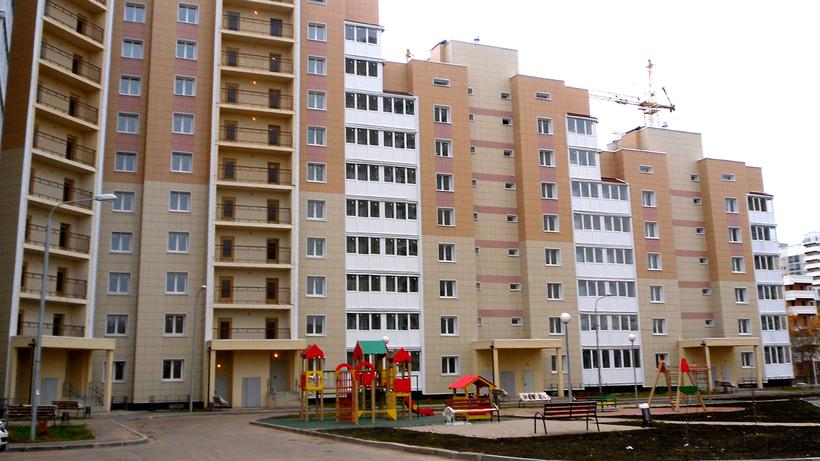 Детский парк на240 мест построили вНахабине Красногорска